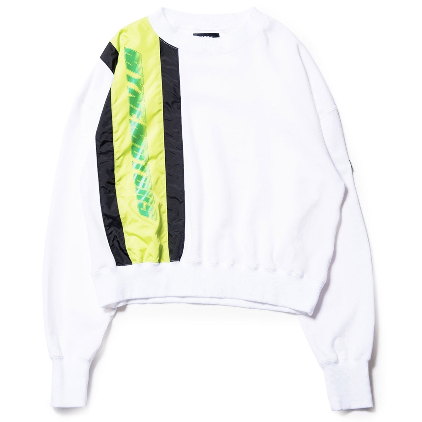 MYME MOTORS sweat pullover / WHITE - 画像1