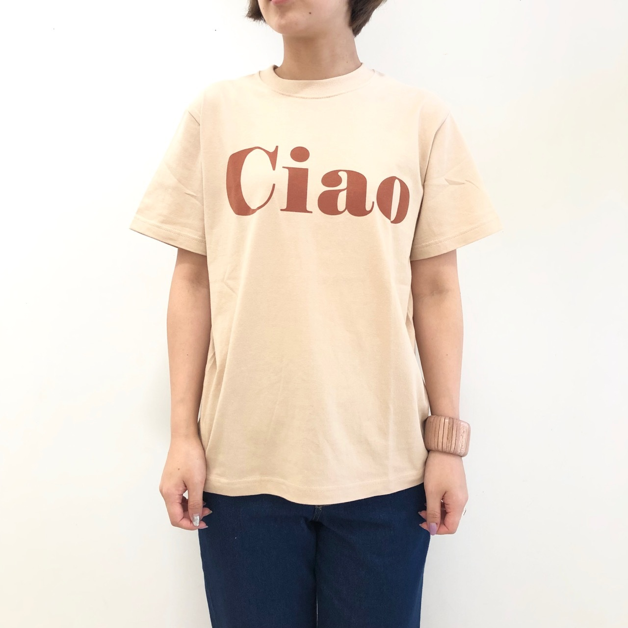 【 Valance Select 】Ciao Teeシャツ