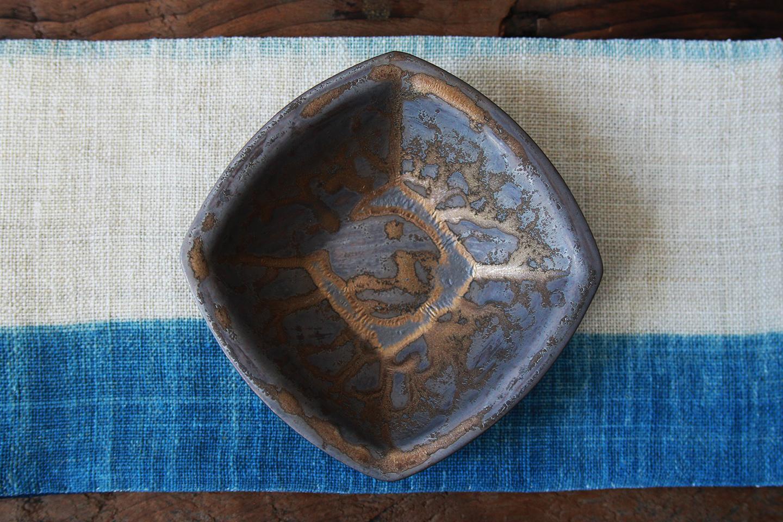 スクエア小鉢(磁器)【SHIIBO/磁器/京都】