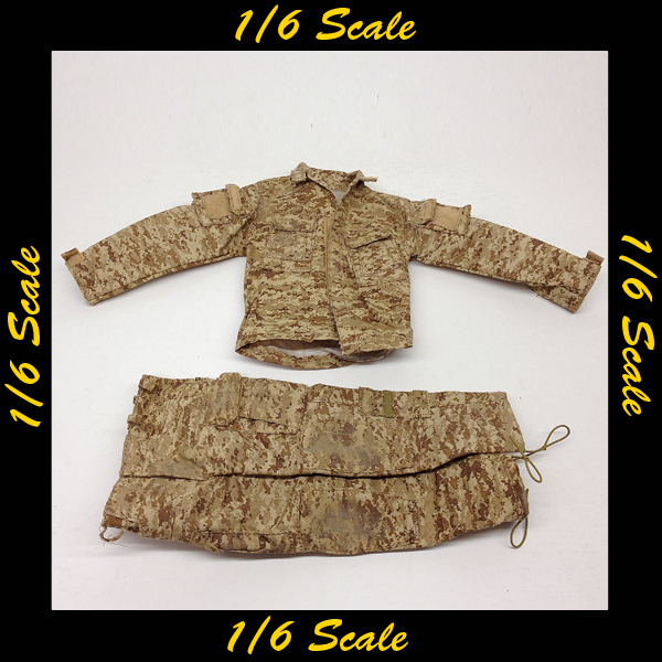 【00725】 1/6 DAMToys CAG デルタ 戦闘服