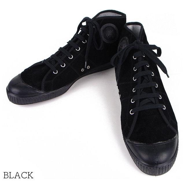 【OR GLORY】 CEBO セボ チェコスロバキア スニーカー 〈Black〉