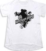 キム・ヒョンジュン 公式 Tシャツ