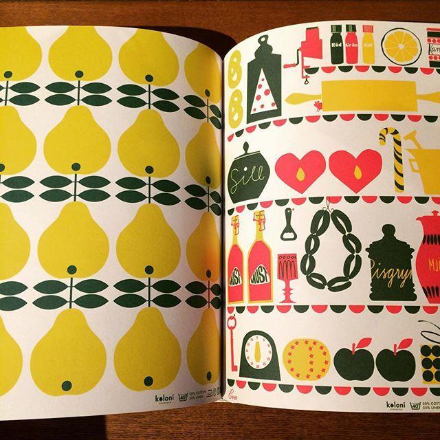 デザインの本「Designing Patterns/Lotta Kuhlhorn」 - 画像2