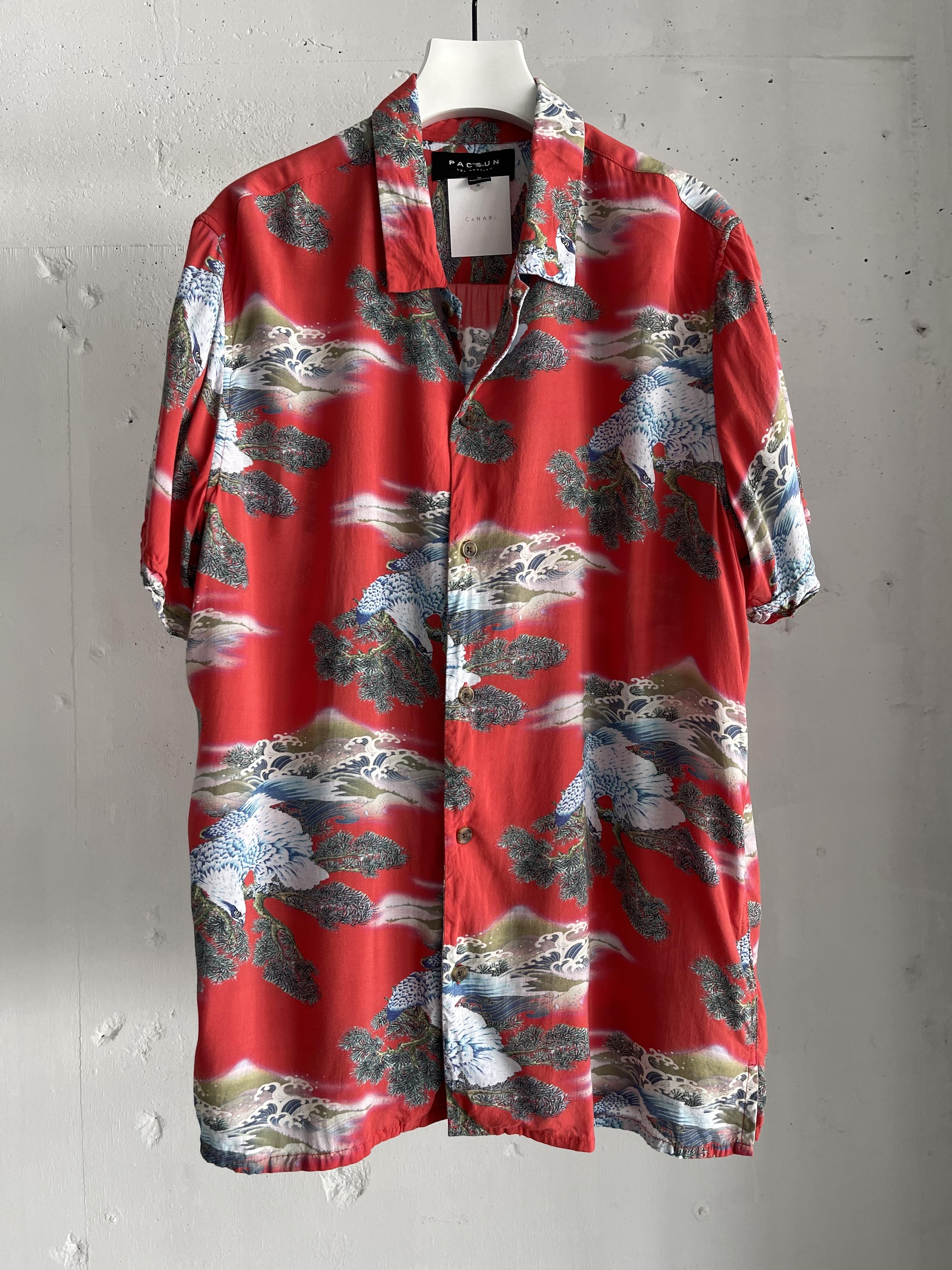 """""""PACSUN"""" USA vintage shirt"""