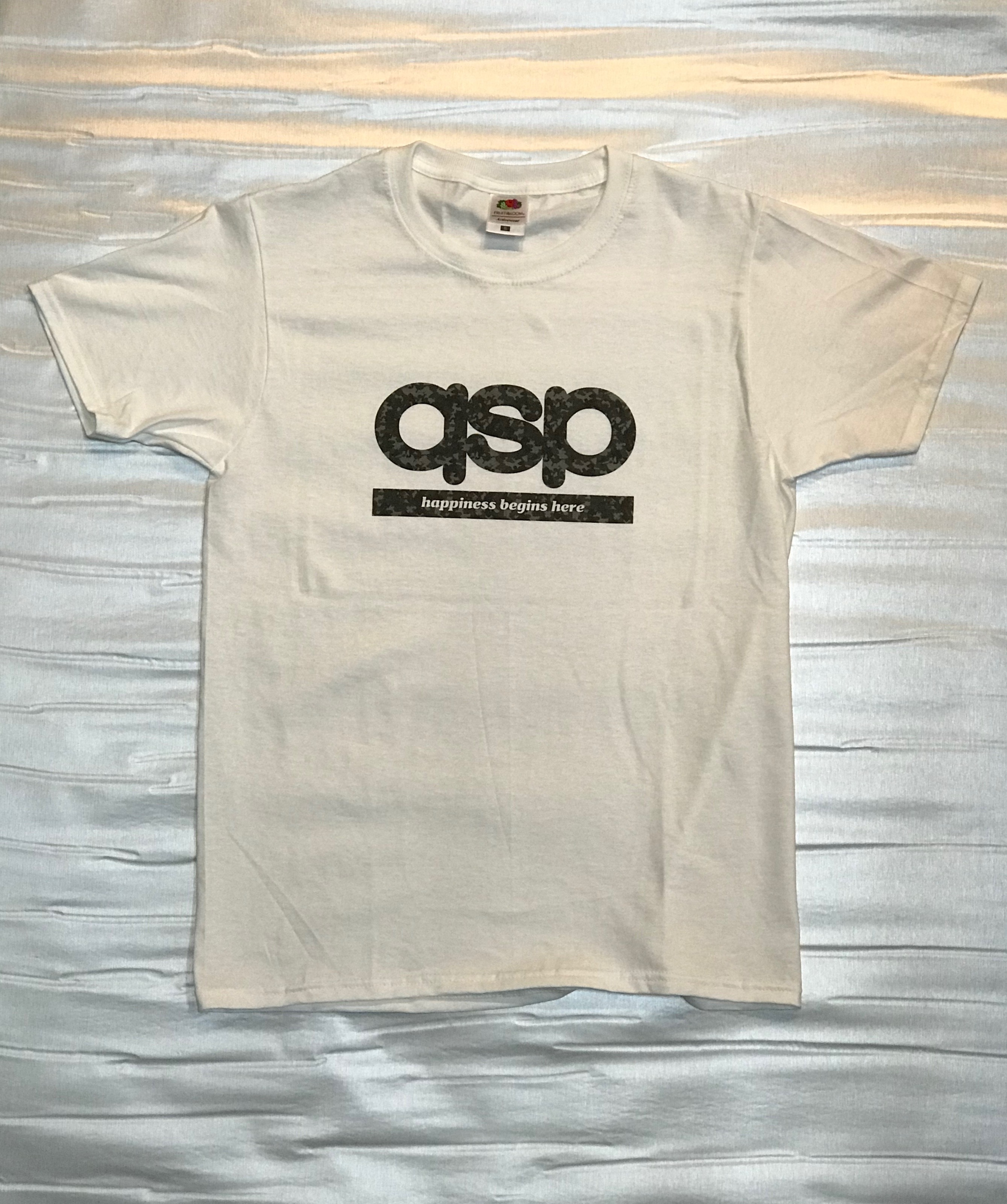 QuaSP QSP LOGO TEE(QSP0006)