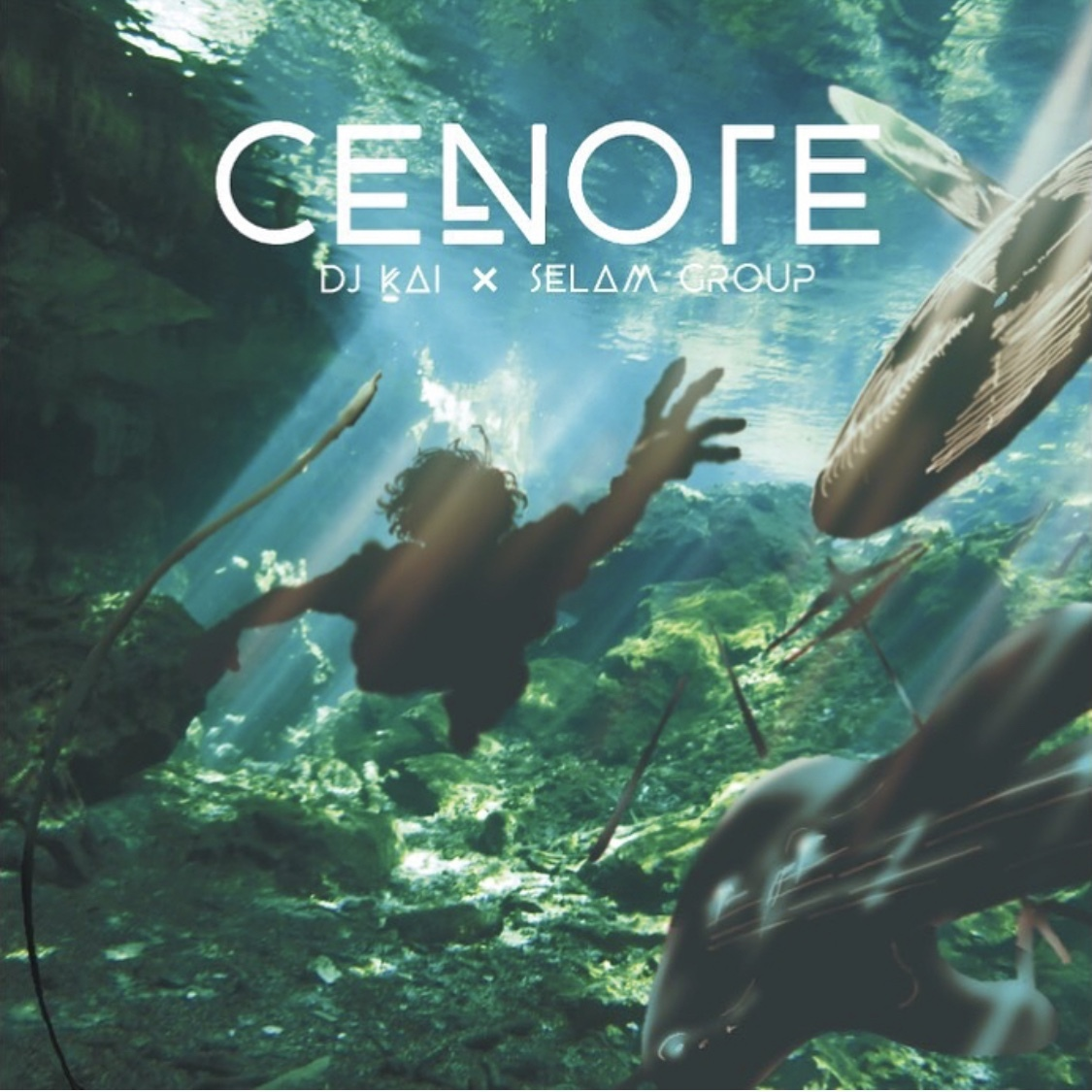[MIX CD] DJ KAI / CENOTE