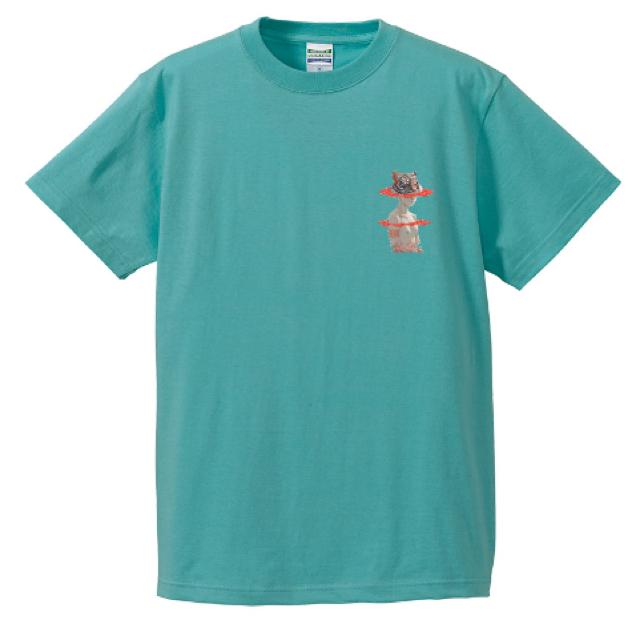 Human×Tiger Tshirt