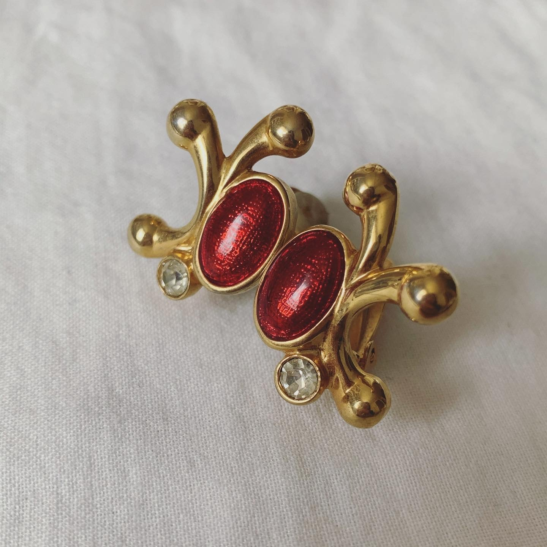 vintage elegant earring