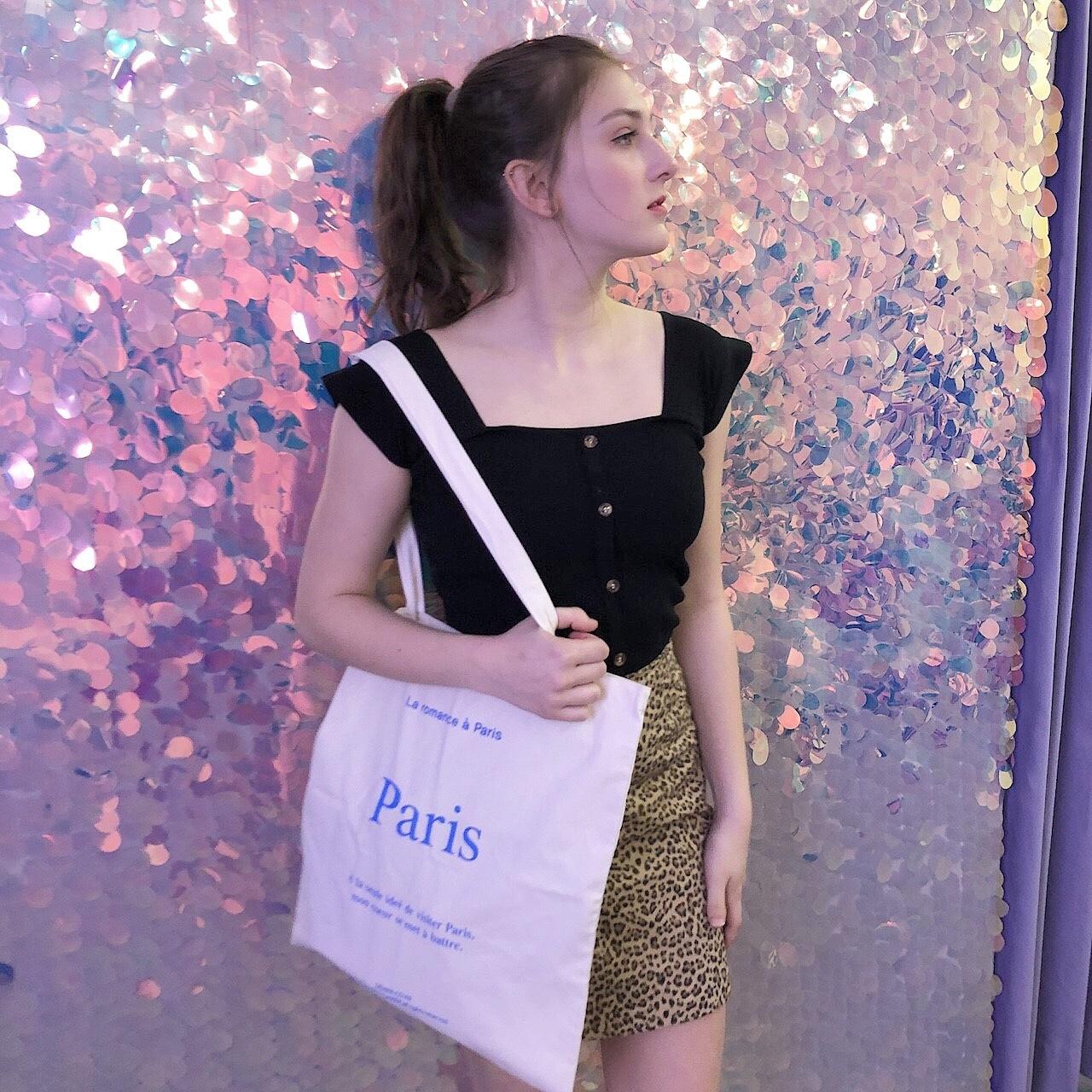 Paris tote