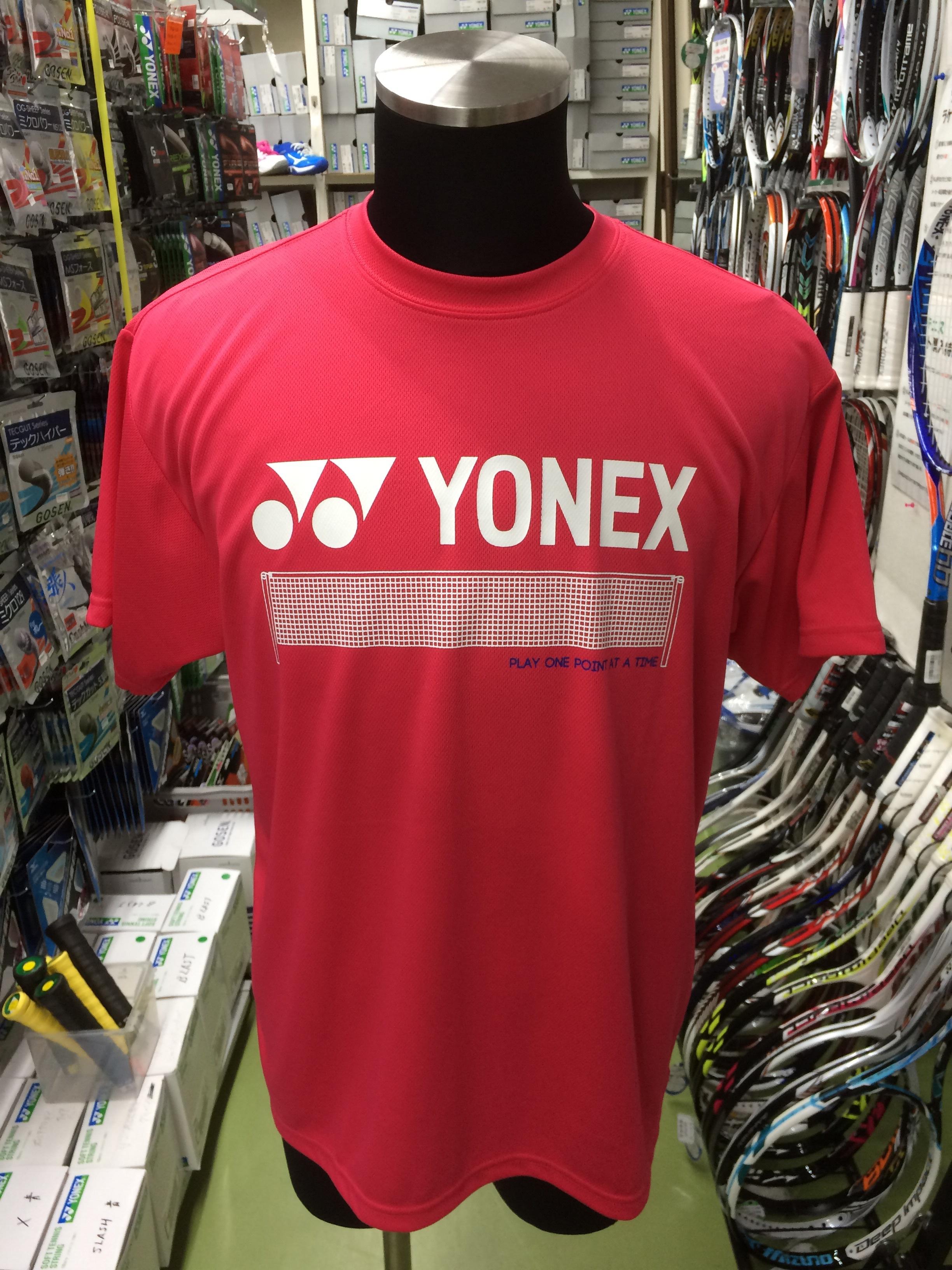 ヨネックス ユニドライTシャツ 16253Y - 画像1