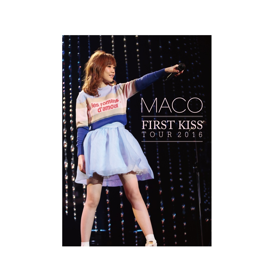 MACO -FIRST KISS- TOUR 2016 公式パンフレット