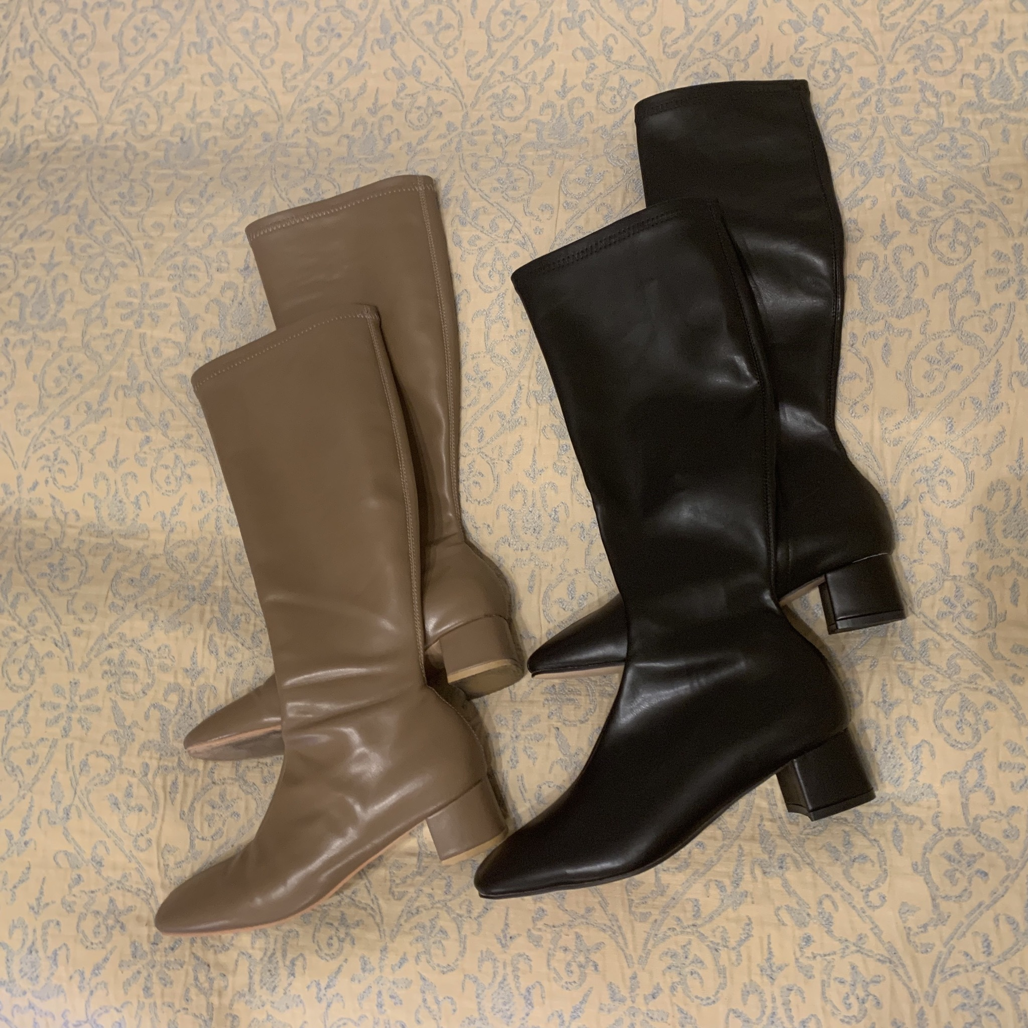 middle boots