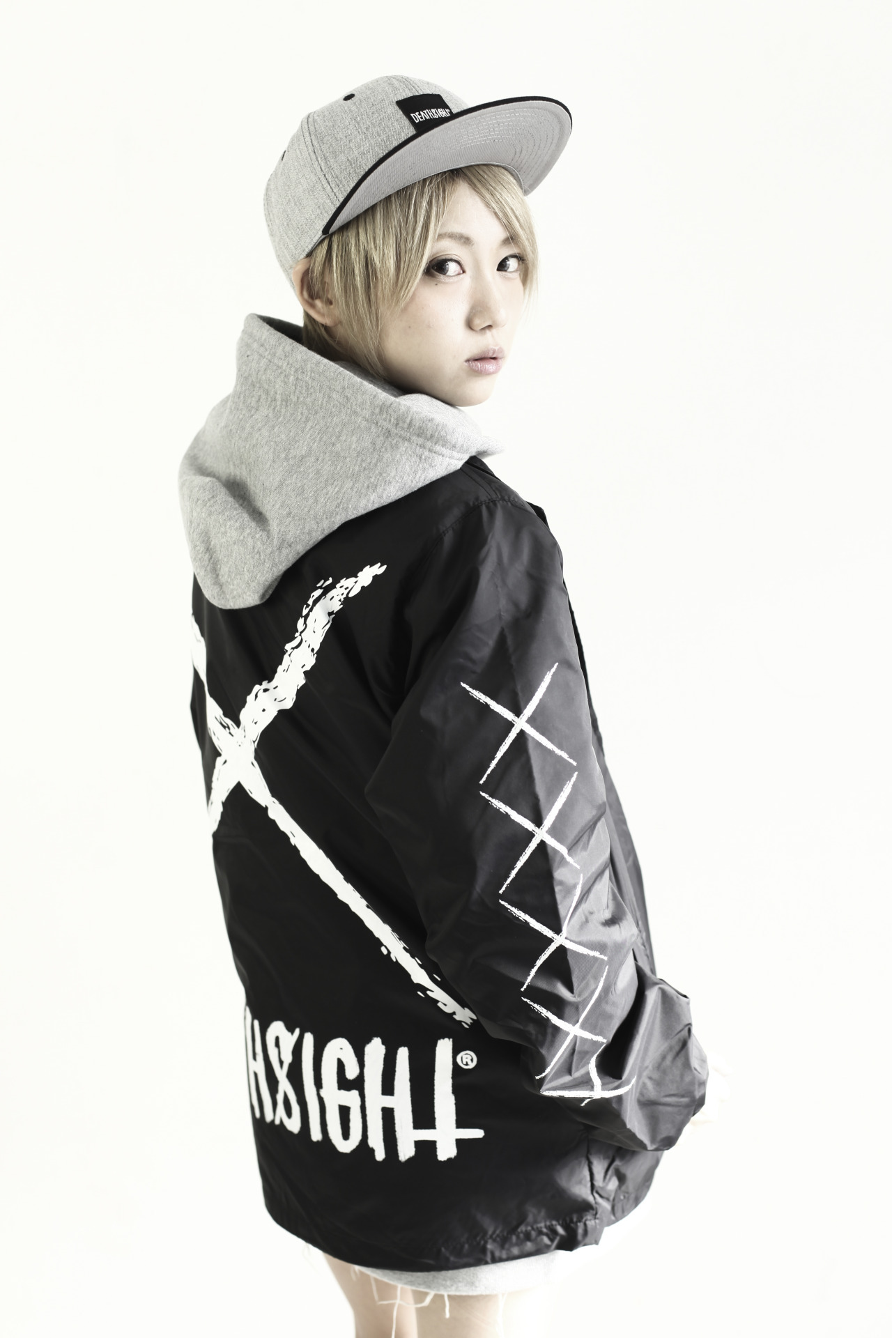 """deathsight"" C JKT / BLACK - 画像4"