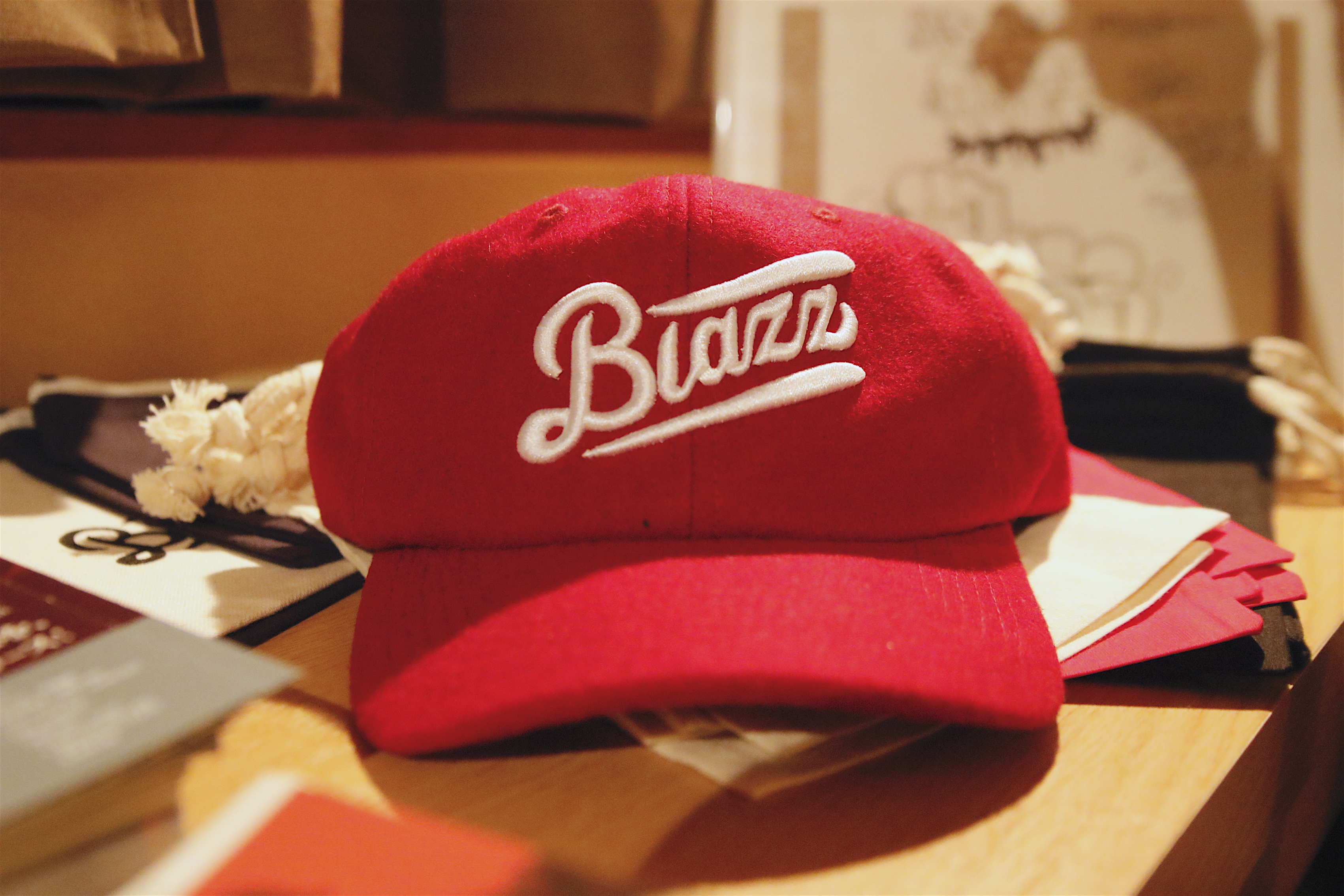 `Blunts Blazz Wool Cap