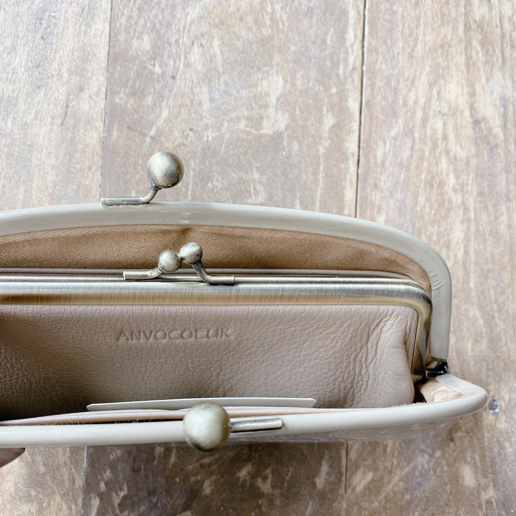 ANVOCOEUR Marietta long wallet -limited-