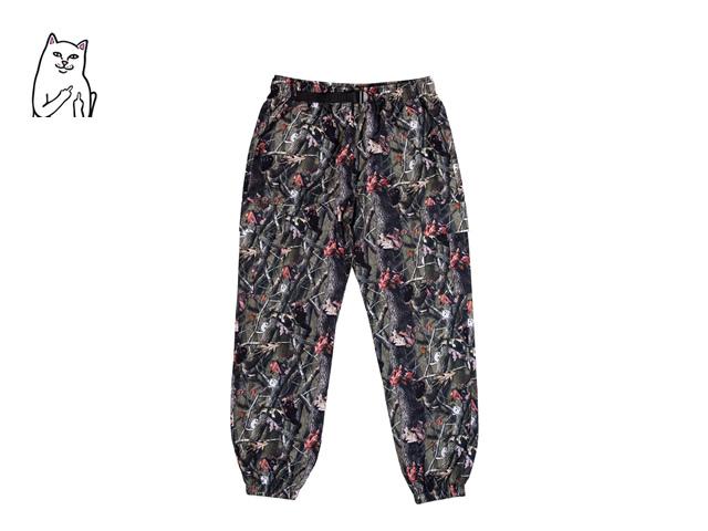 RIPNDIP|Nerm & Jerm Tree Camo Track Pants (Multi)
