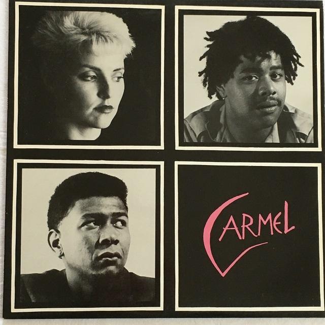 【LP・英盤】Carmel / Carmel