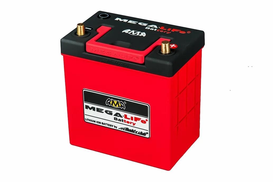 MEGA Life Battery 自動車用バッテリー-ガソリン用(デミオ/MAZDA2)
