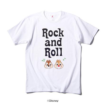 CHIP 'N' DALE ROCK AND ROLL チップとデール ロックンロール / rockin'star ( ロッキンスター )