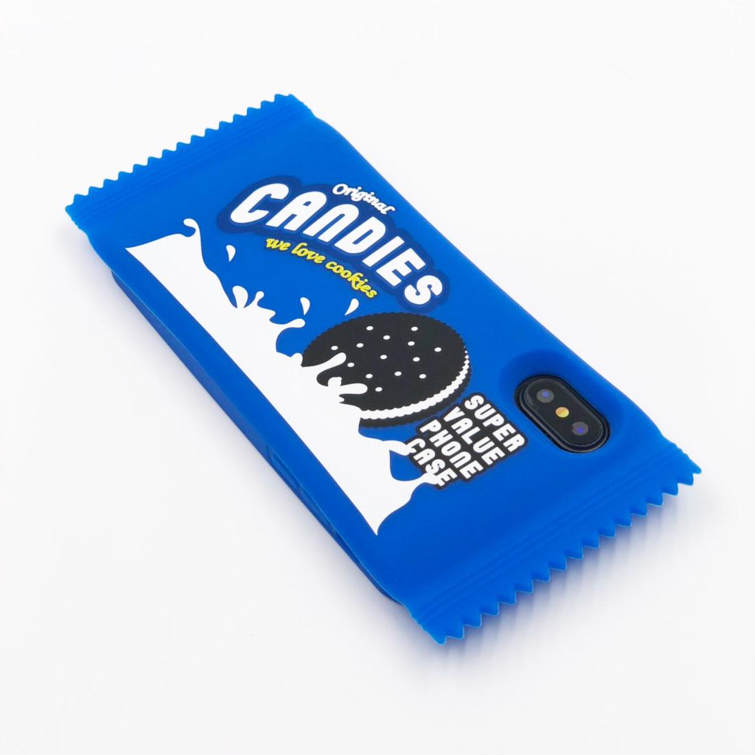 "SNACKPACK ""COOKIES"" for iPhoneXS/iPhoneX"