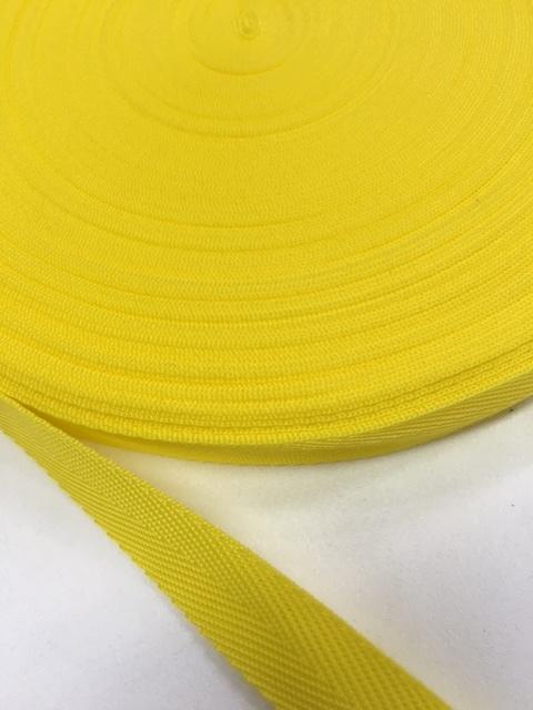 PP 杉綾織(綾テープ)  20mm幅  ポリプロピレン 黒/全カラー  5m単位