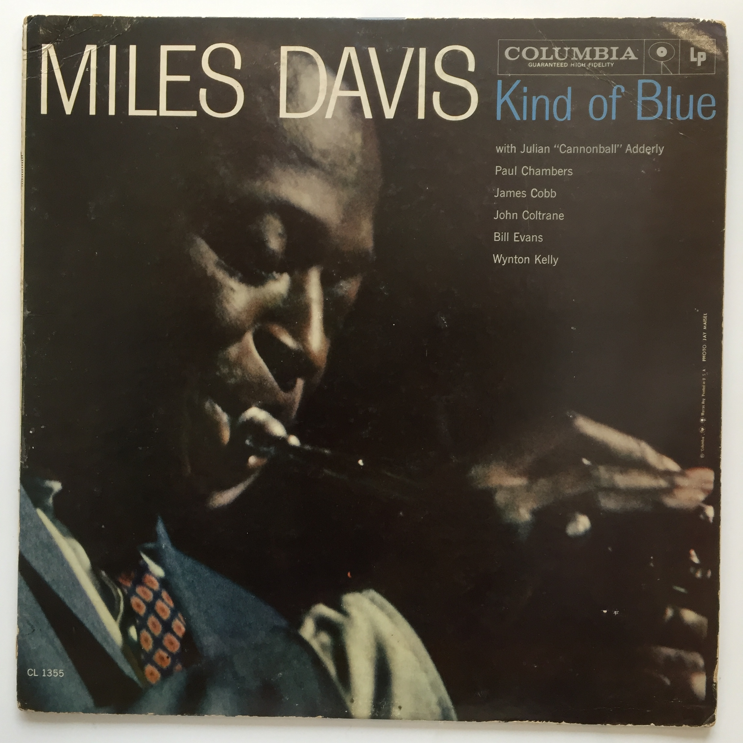 ●MILES DAVIS / KIND OF BLUE