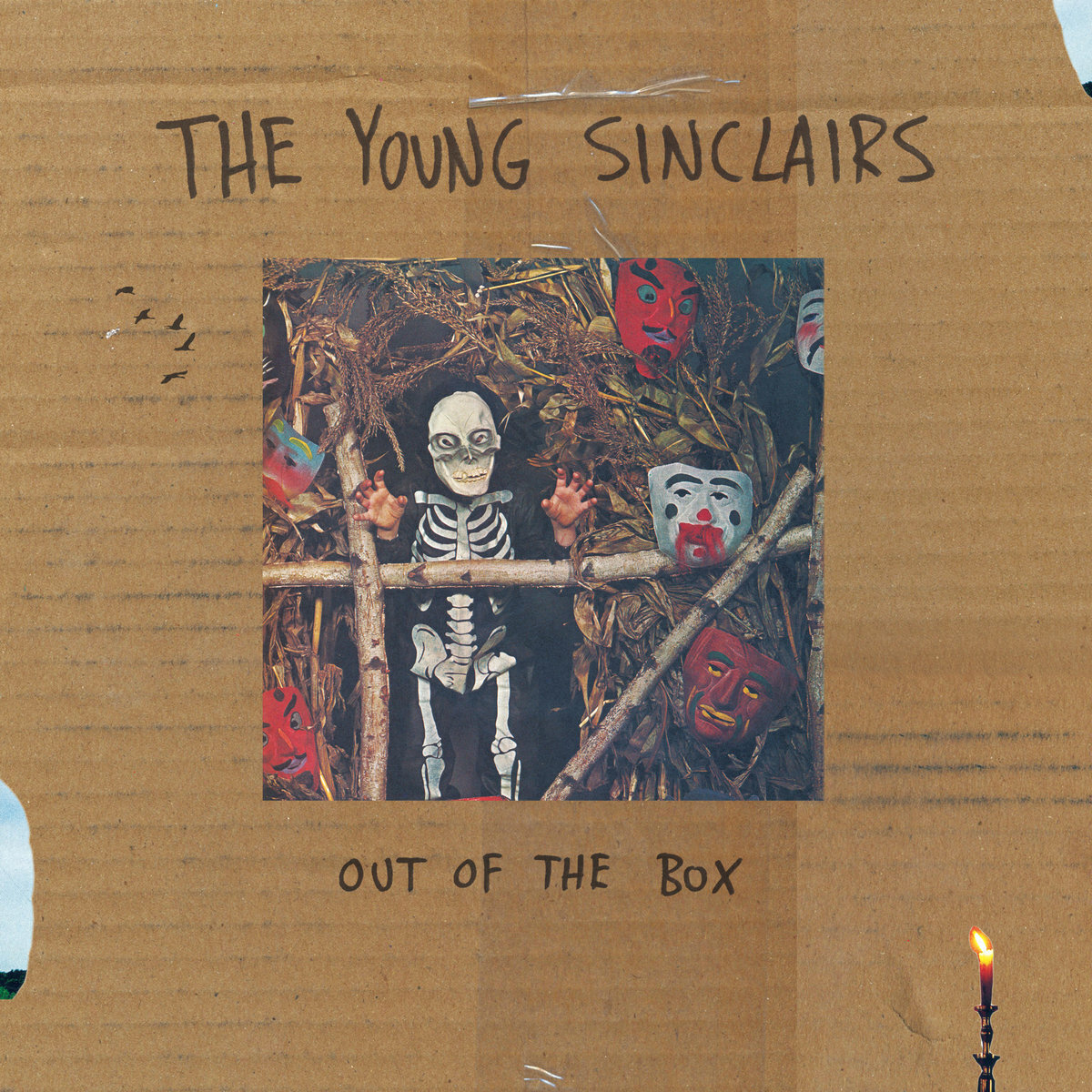 The Young Sinclairs / Out Of The Box(200 Ltd LP)