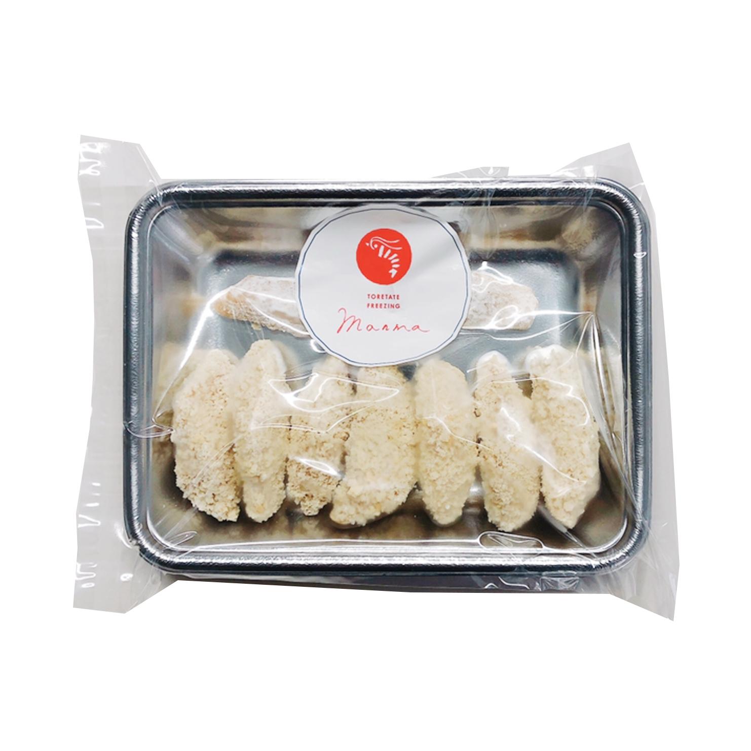 香川県産ふぐのオーガニックパン粉フライ 130g