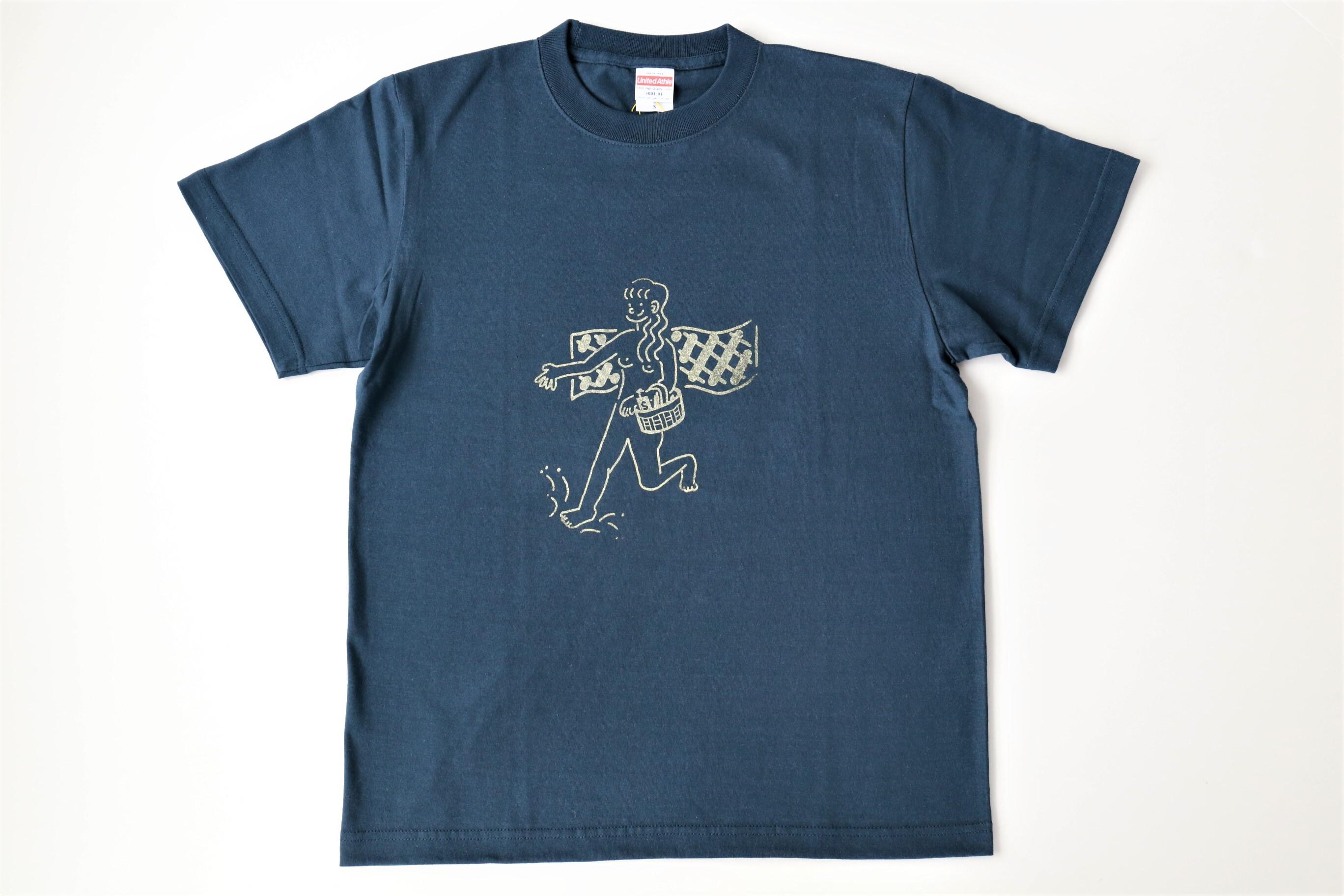 福嶋さくら 湯美ちゃんGO TO BATH Tシャツ