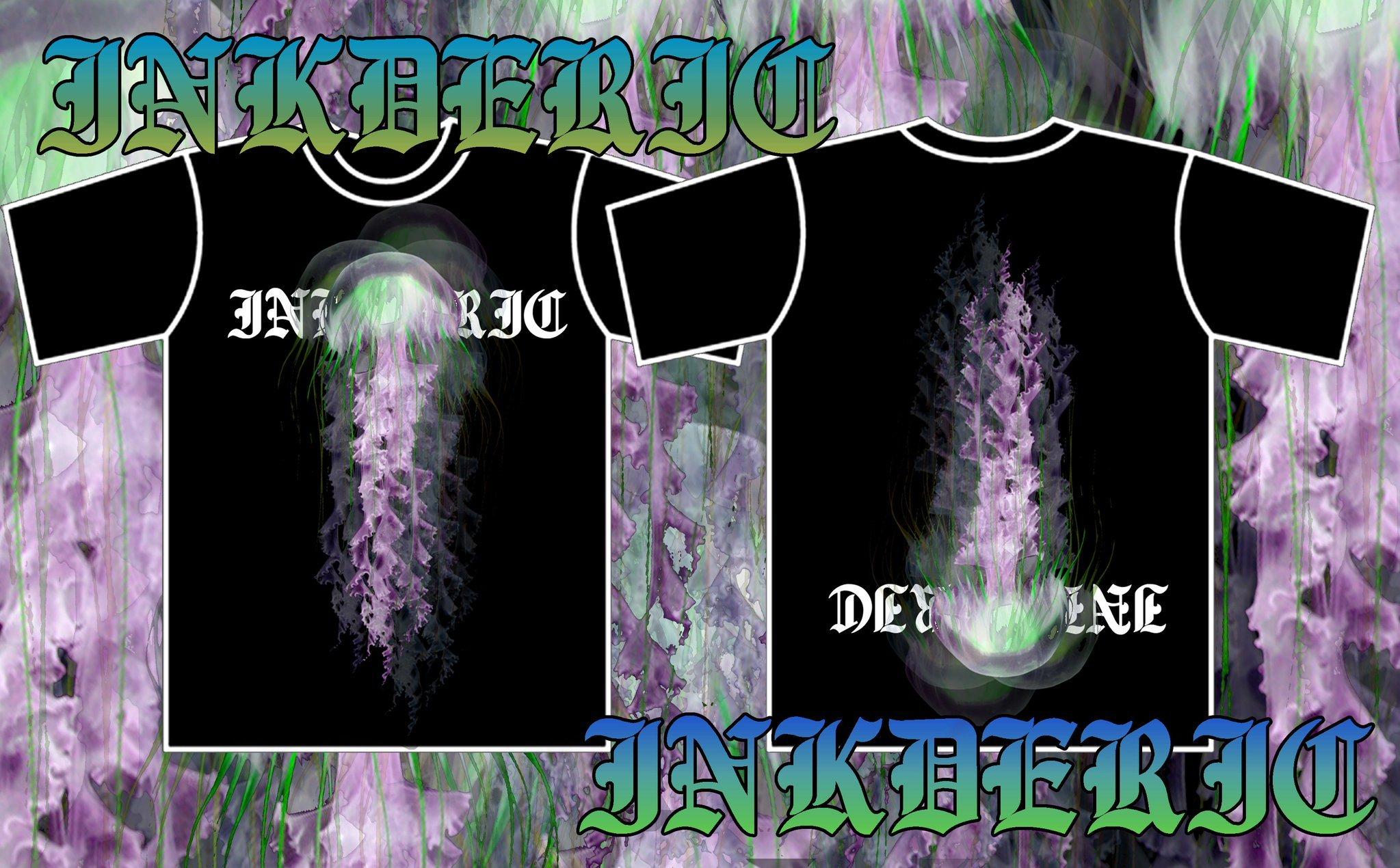 EFFECT JERRYFISH Tシャツ