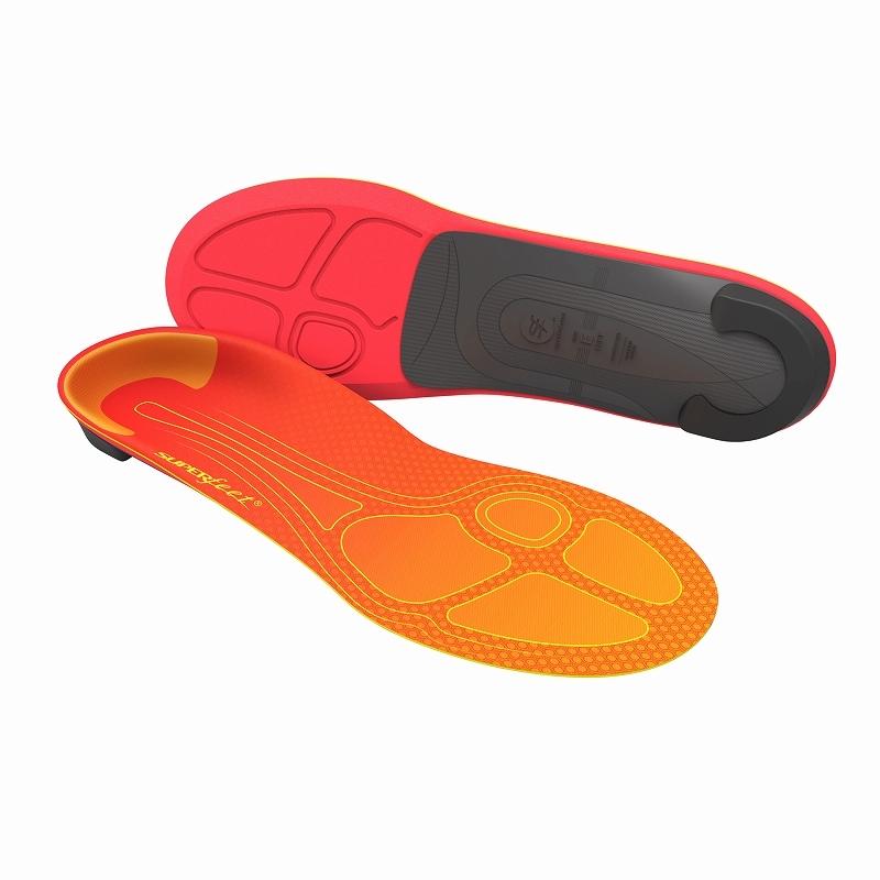 SUPER feet スーパーフィート インソール RUN Pain Relief (ランペインリリーフ)