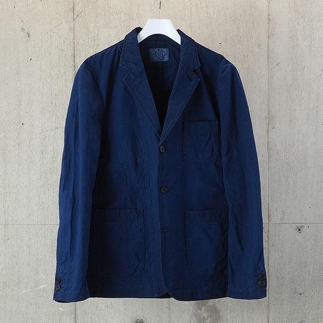 KUON Aizome Jacket 琉球藍染