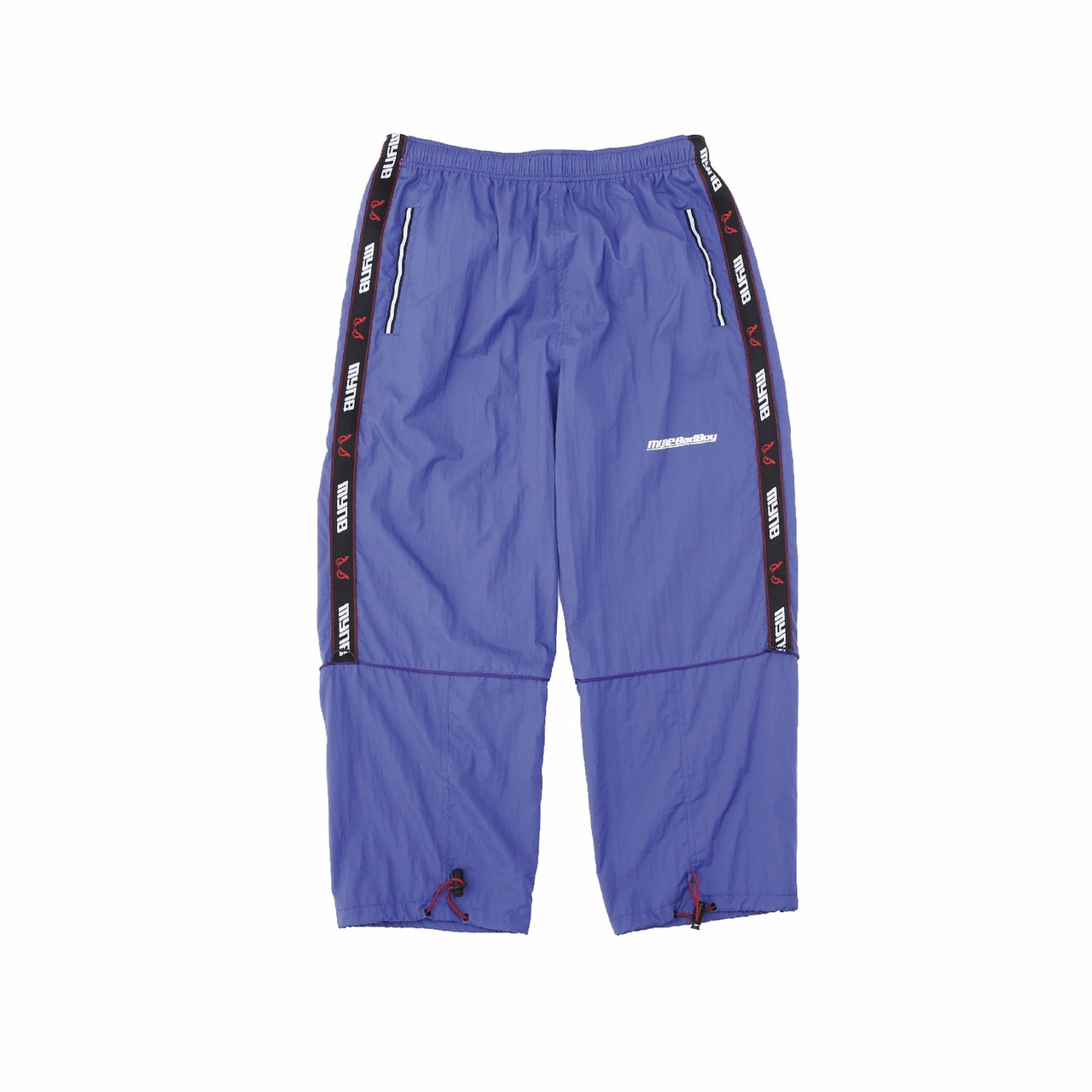 MYne × BADBOY Track pants / BLUE - 画像1