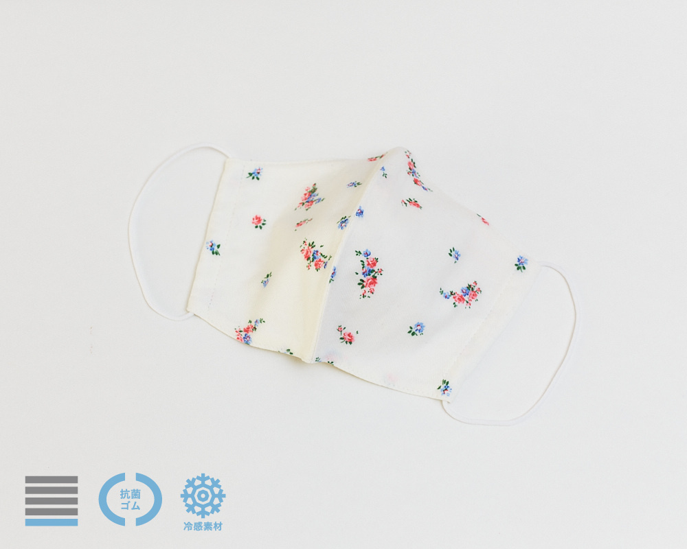 スタンダードマスク|プチブーケ【L】