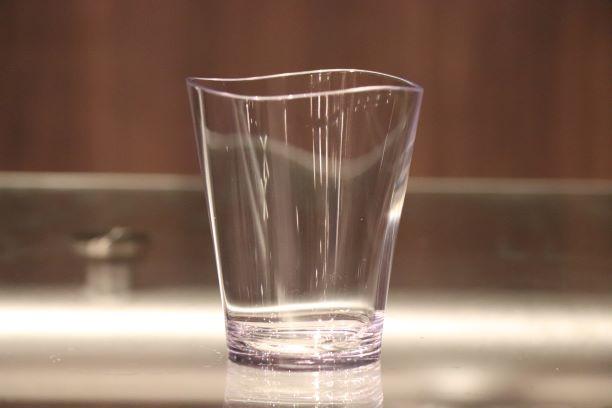 プラキラ(Plakira) ゆらぎ タンブラー S クリア 240ml 割れない グラス