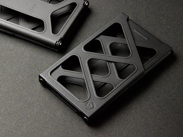 JET-BLACK Titanium Cardcase - 画像5