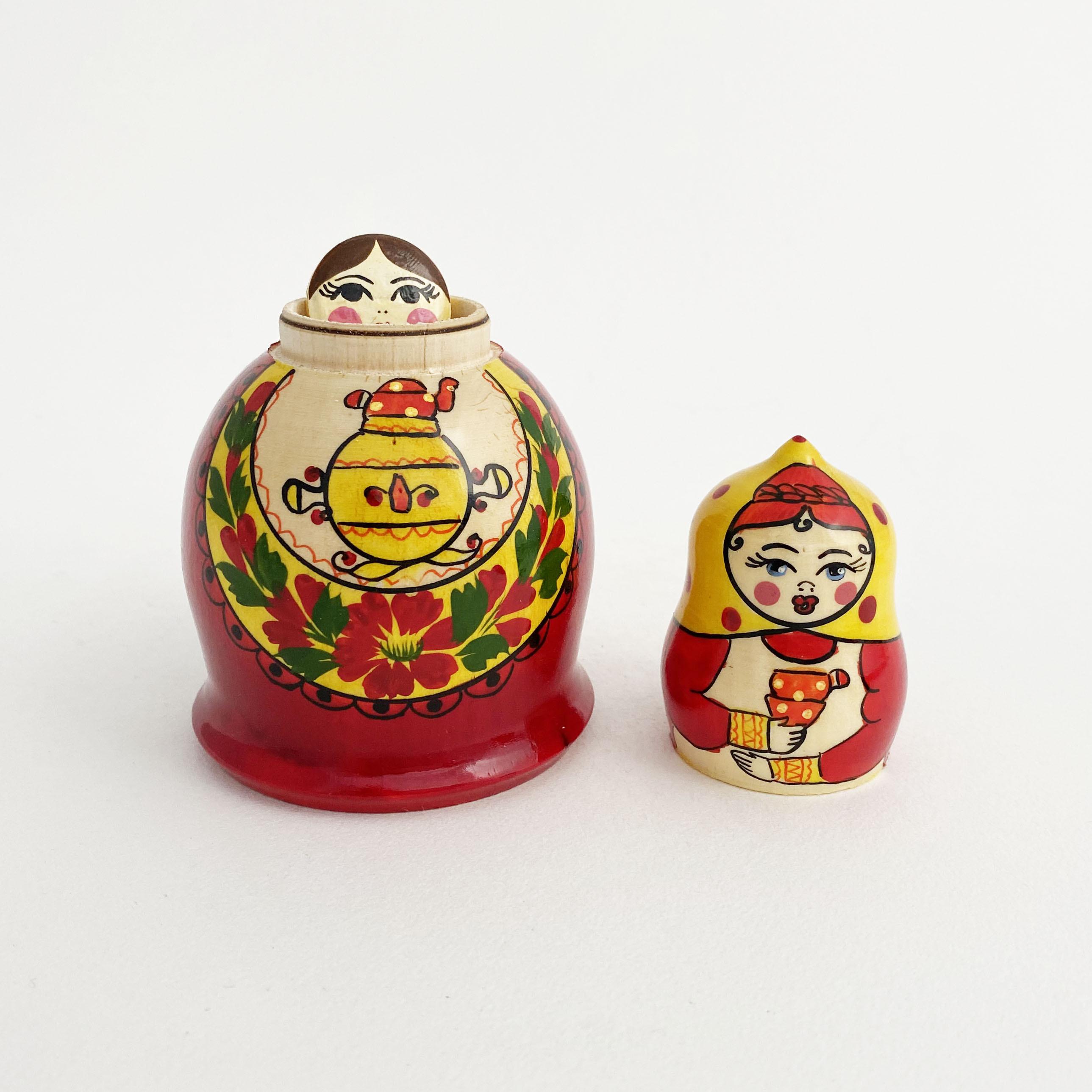 セミョーノフ産/お茶の乙女(スプーン入り)