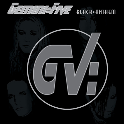 "GEMINI FIVE ""Black:Anthem""日本盤"