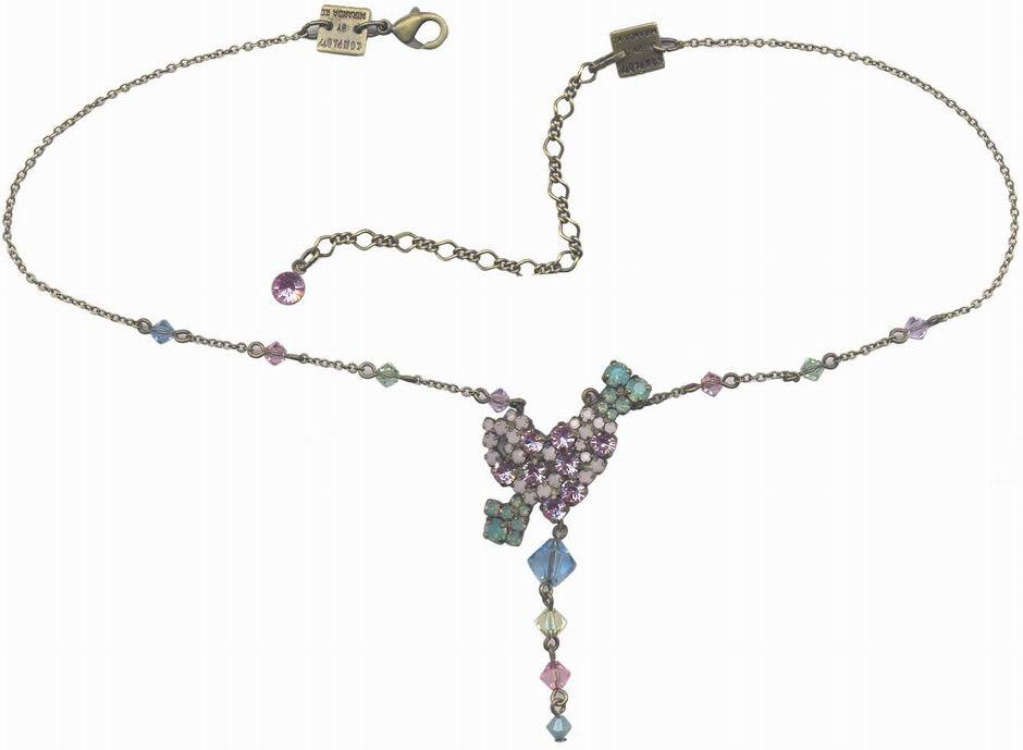 Love you to death, meet you in Heaven necklace ネックレス