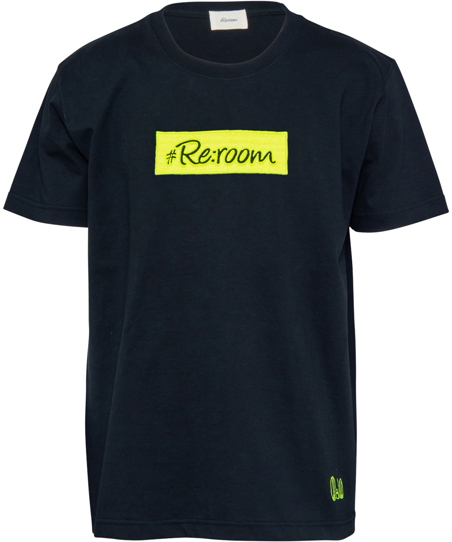 NEON BOX 3D LOGO T-shirts[REC259]