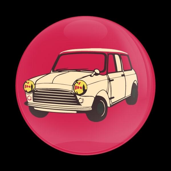 ゴーバッジ(ドーム)(CD0893 - RETRO MINI) - 画像1