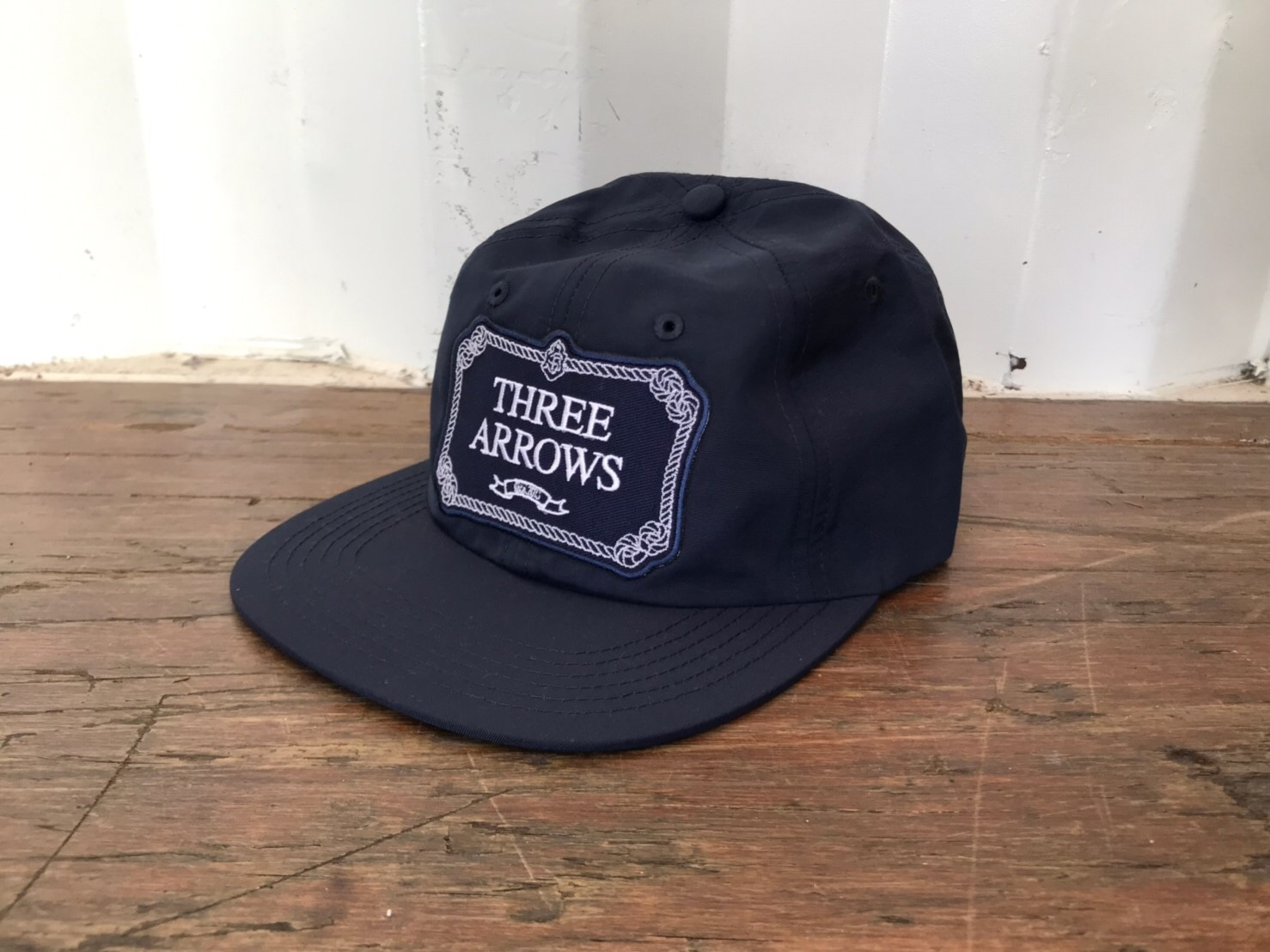 CLASSIC LOGO CAP (navy)
