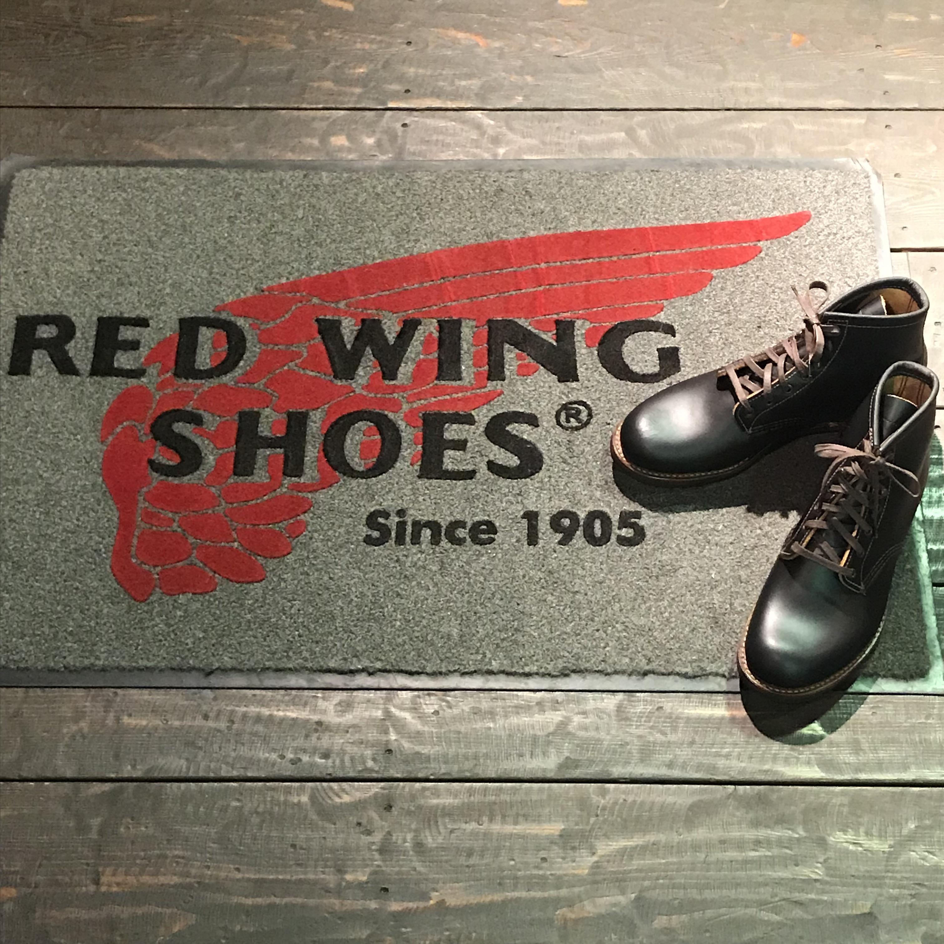 RED WING 9060【新品】レッドウィング Beckman ベックマン Flatbox フラットボックス