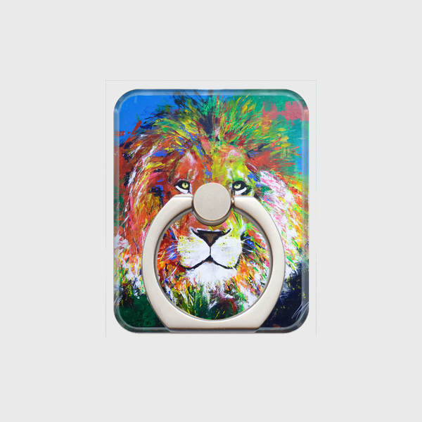 Lion / スマホリング