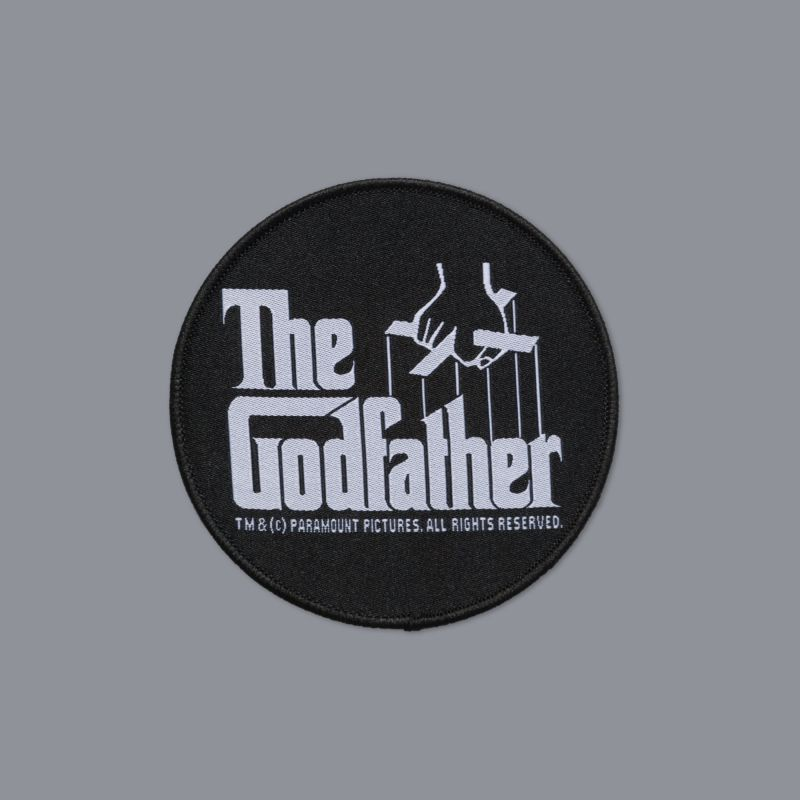 SCRAMBLE THE GODFATHER PATCH ゴットファーザーパッチ