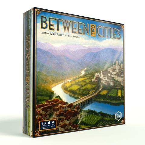 Between Two Cities(英語版・日本語マニュアル付き)