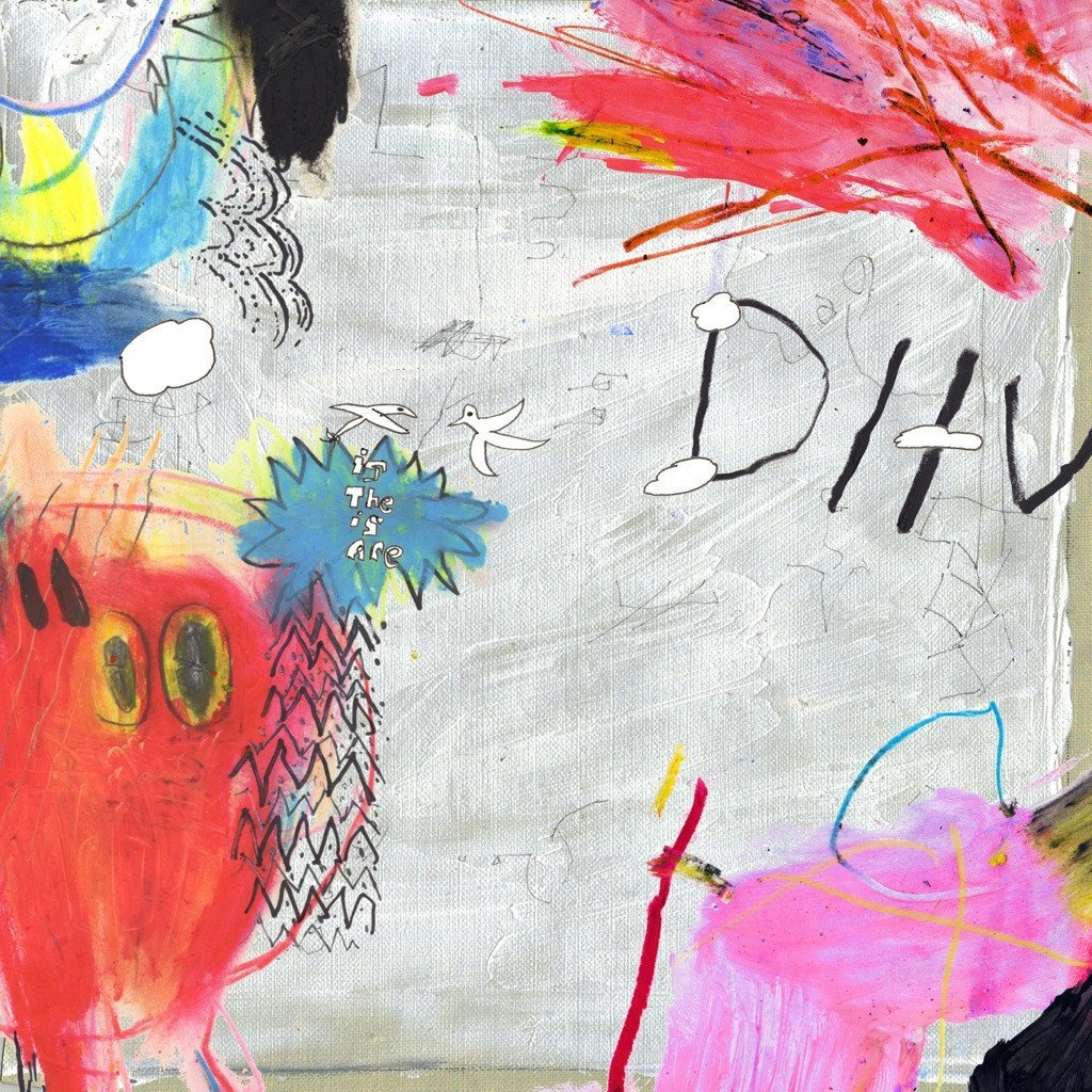 DIIV / Is the Is Are(Cassette)