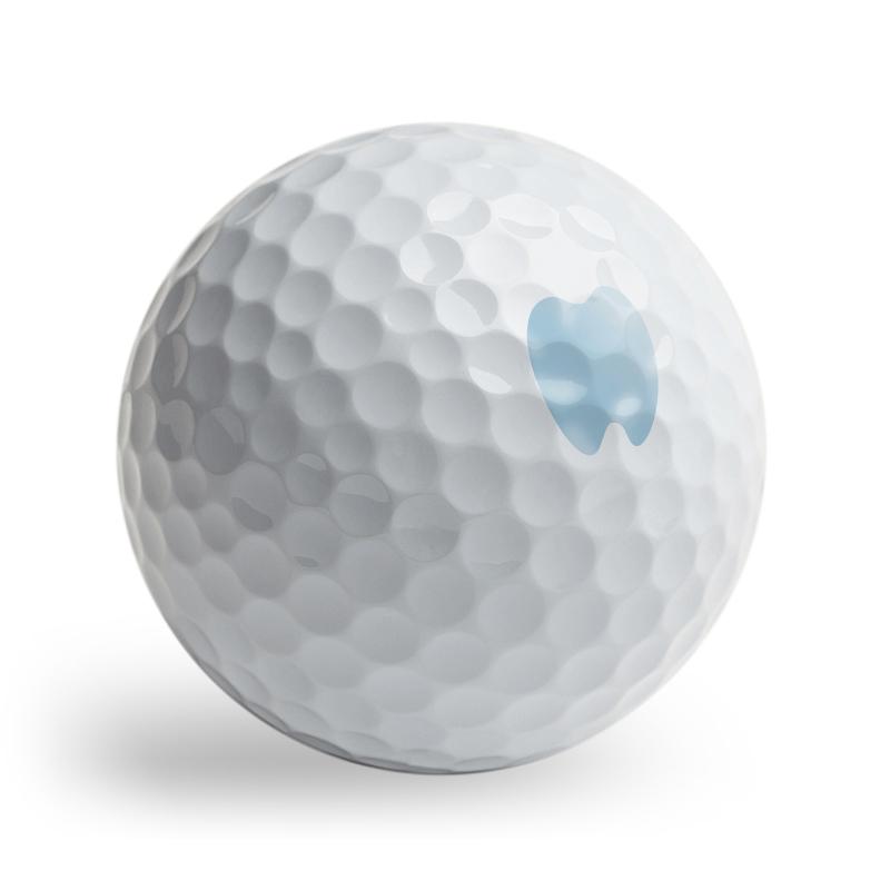 歯科専用 ゴルフボール3個セット