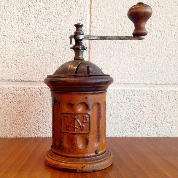 Vintage Coffee Grinder #5