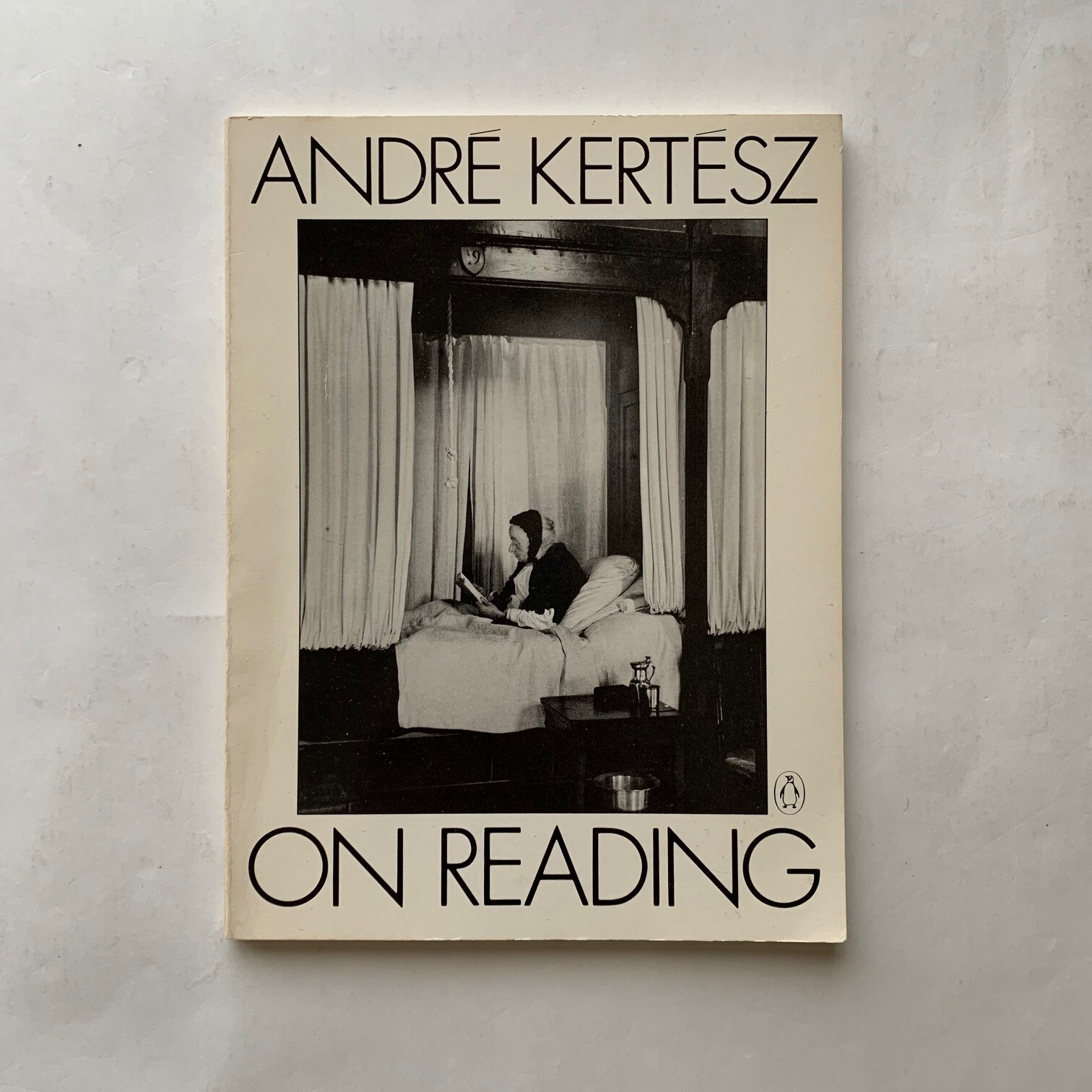On Reading / アンドレ・ケルテス